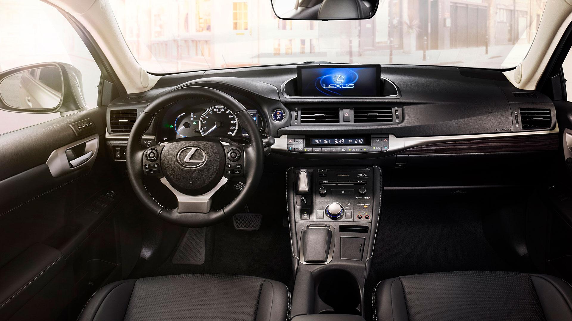 Lexus CT I Restyling 2014 - now Hatchback 5 door #2