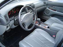 Toyota Aristo I 1991 - 1997 Sedan #8