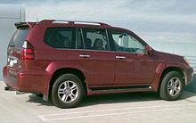 Lexus GX I 2002 - 2009 SUV 5 door #1