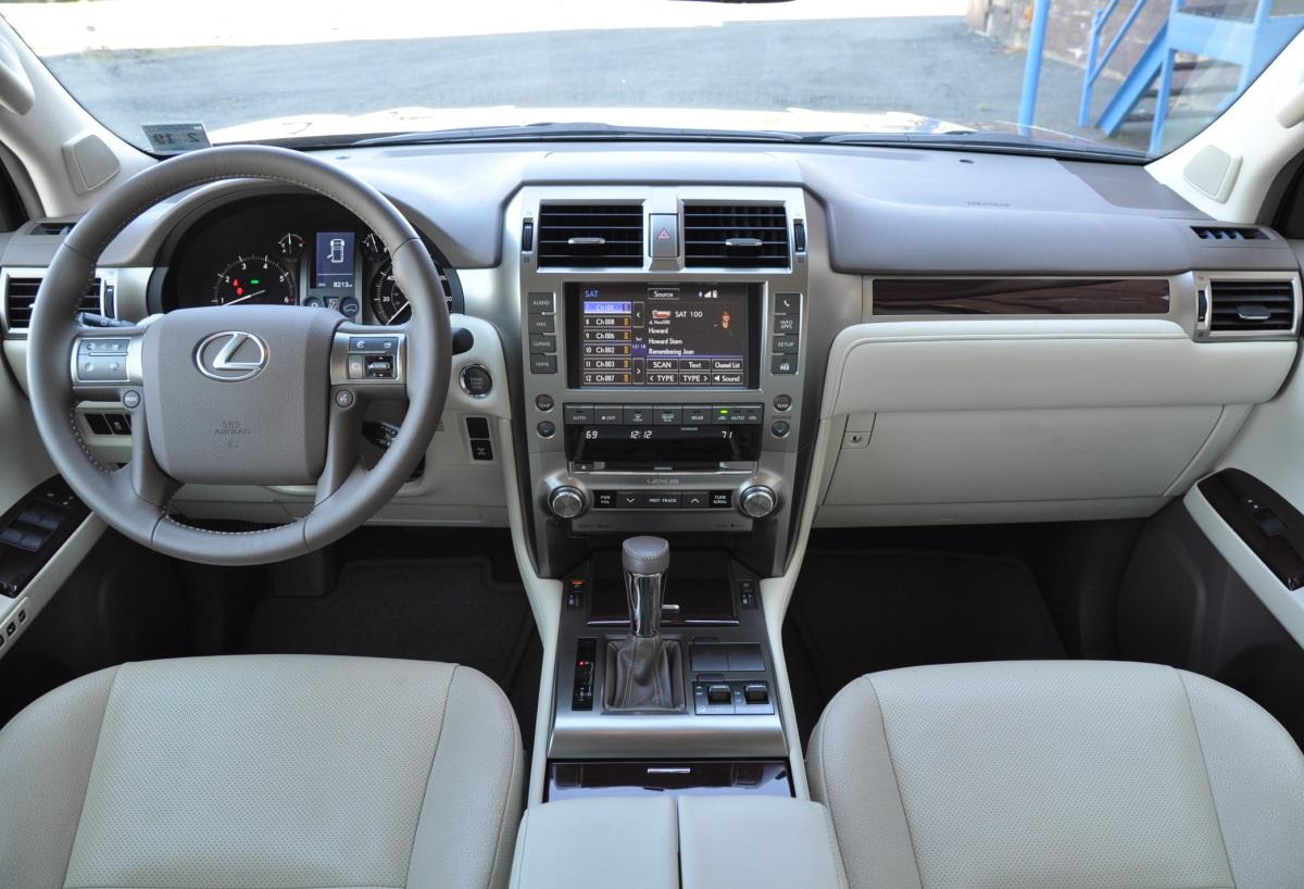 Lexus GX I 2002 - 2009 SUV 5 door #6