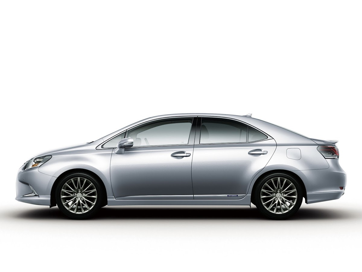 Lexus HS I Restyling 2013 - now Sedan #1