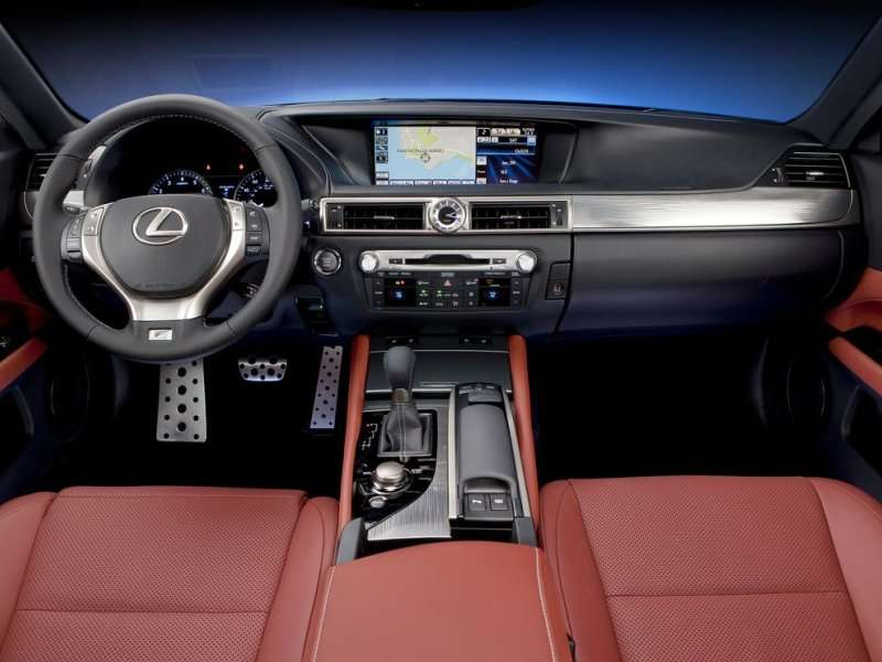 Lexus IS F 2007 - 2014 Sedan #4