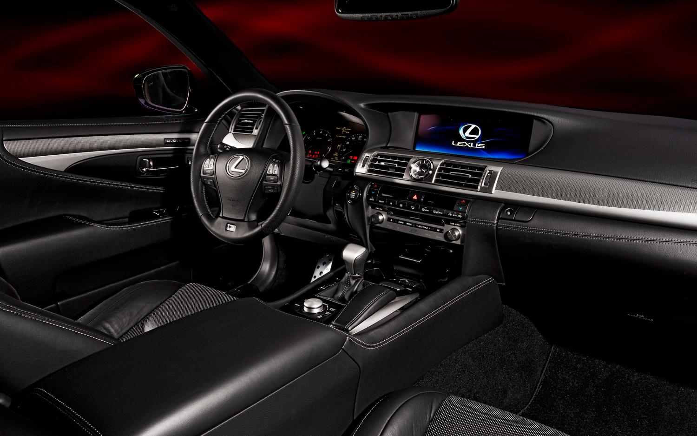 Lexus IS F 2007 - 2014 Sedan #1