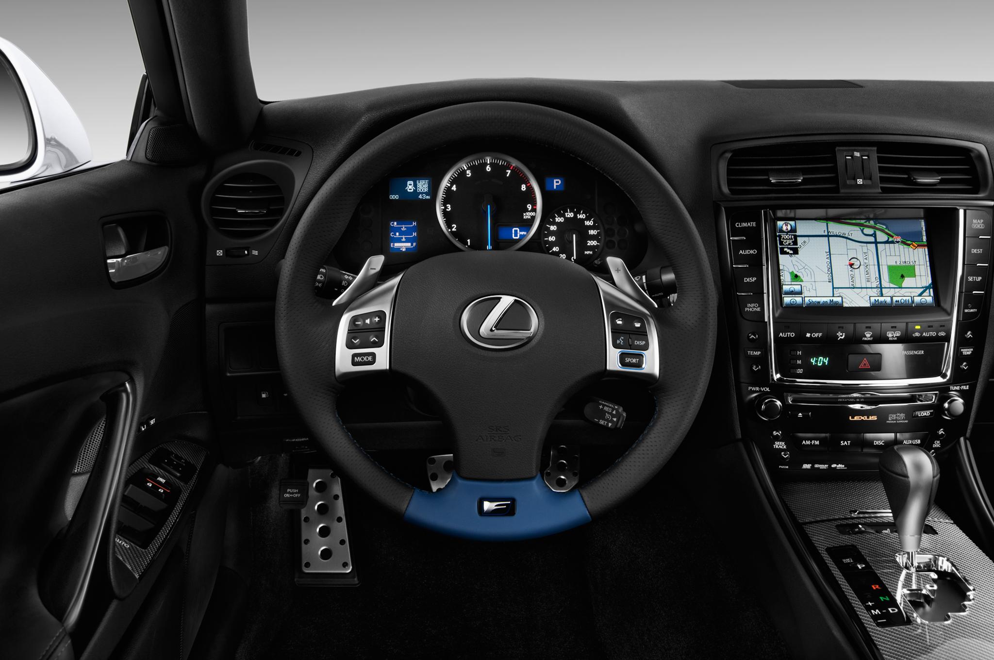 Lexus IS F 2007 - 2014 Sedan #3
