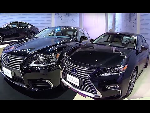 Lexus LS V 2017 - now Sedan #2