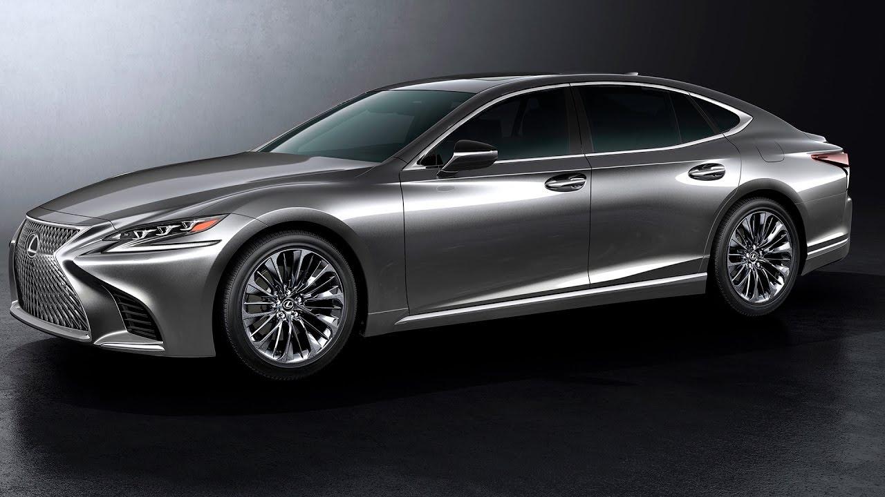 Lexus LS V 2017 - now Sedan #4