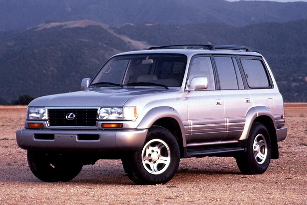 Lexus LX I 1995 - 1997 SUV 5 door #2
