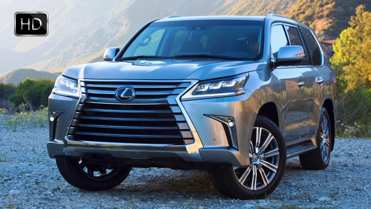 Lexus LX III Restyling 2 2015 - now SUV 5 door #5