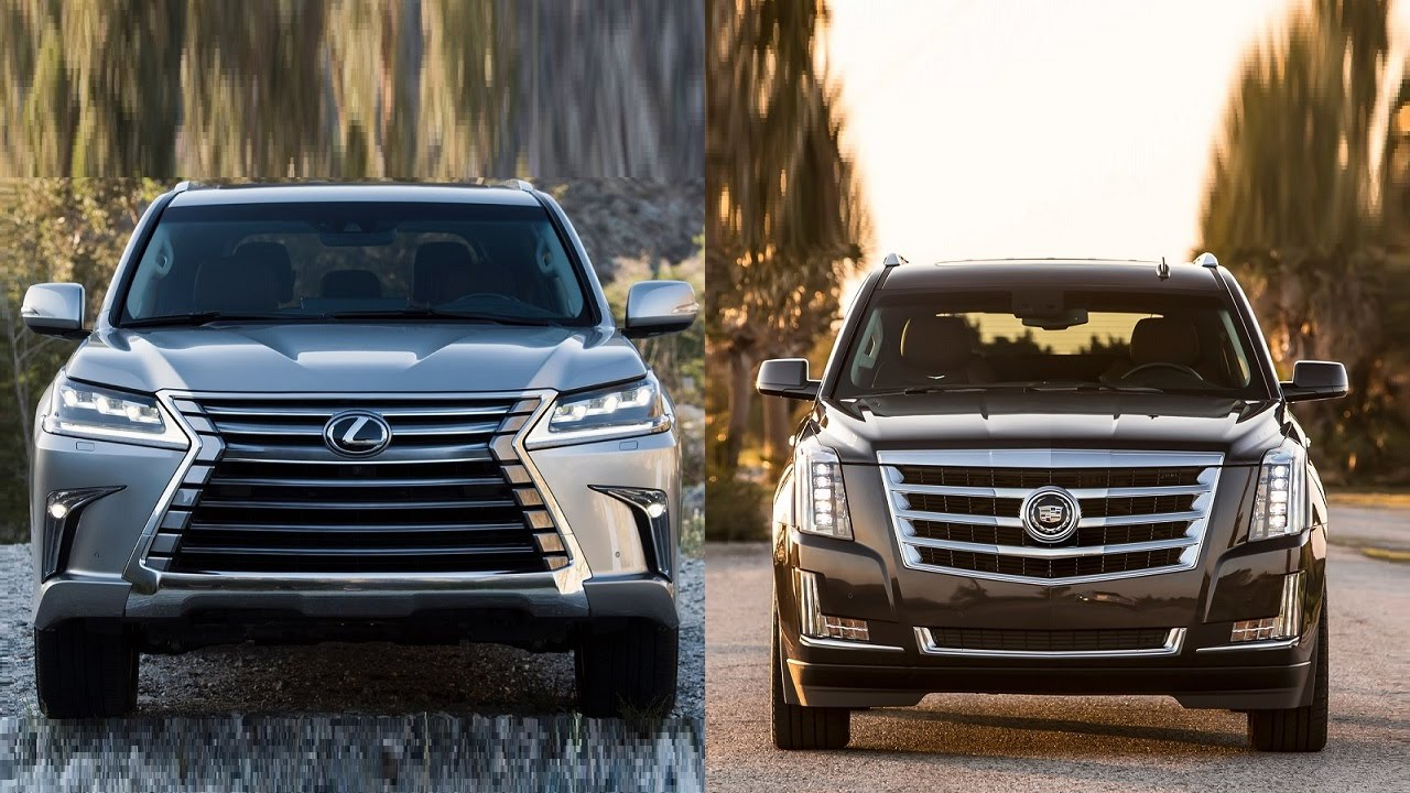 Lexus LX III Restyling 2 2015 - now SUV 5 door #6