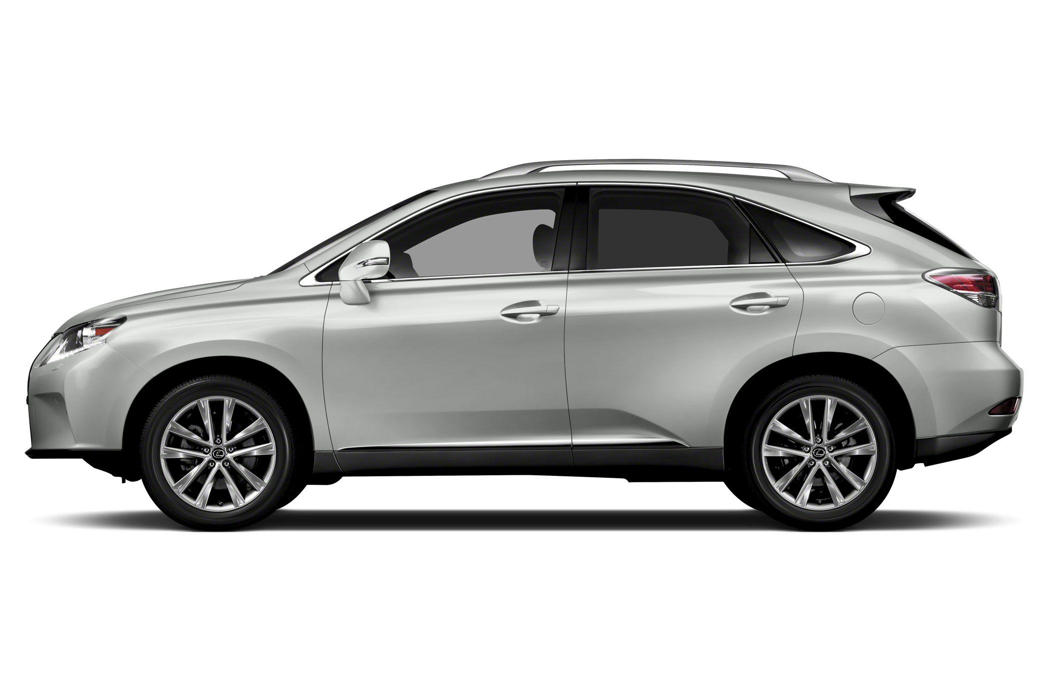 Lexus RX IV 2015 - now SUV 5 door :: OUTSTANDING CARS