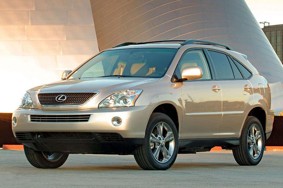Lexus RX II 2003 - 2006 SUV 5 door :: OUTSTANDING CARS