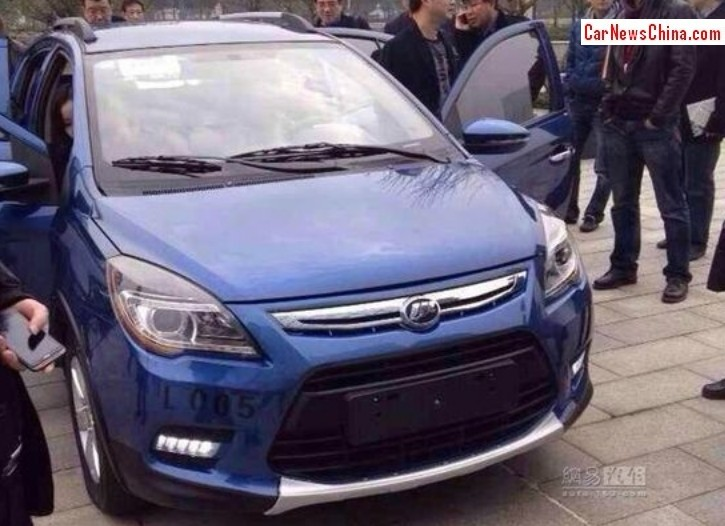 Lifan X50 2015 - now SUV 5 door #2