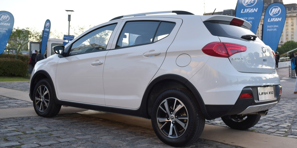Lifan X50 2015 - now SUV 5 door #5