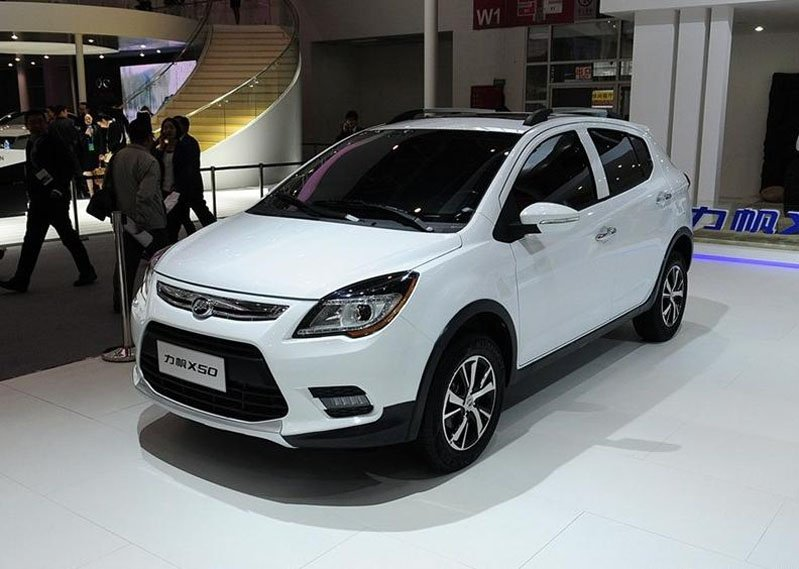 Lifan X50 2015 - now SUV 5 door #3