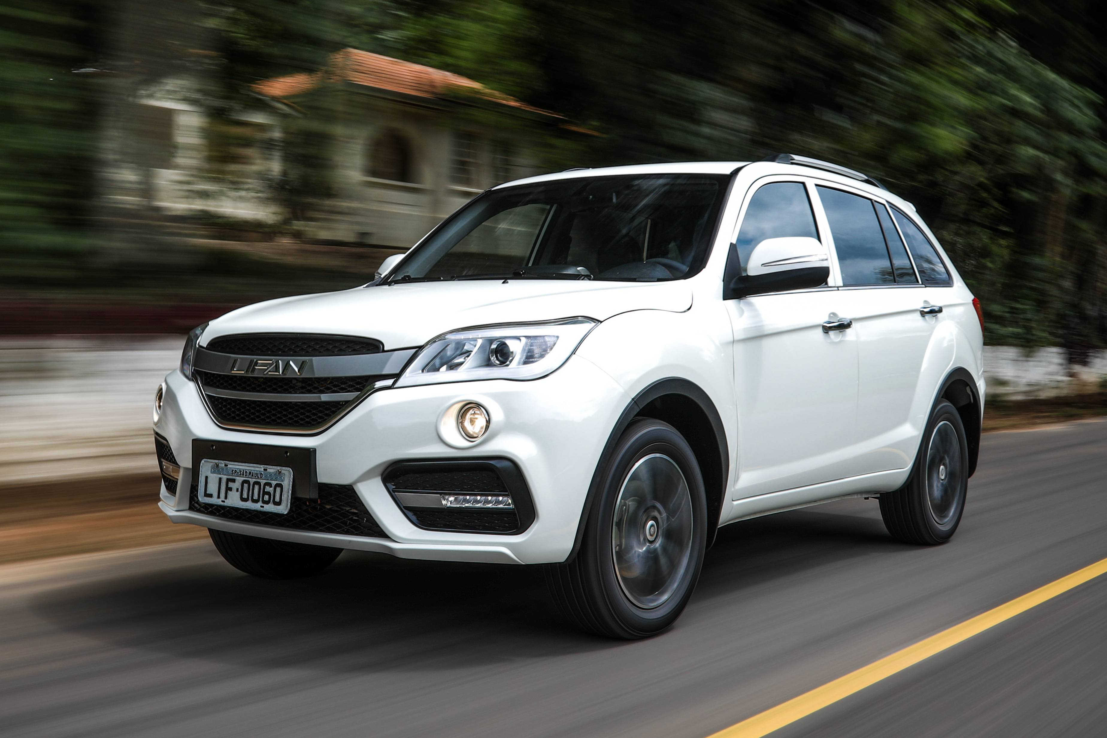 Lifan X60 I Restyling 2015 - 2016 SUV 5 door :: OUTSTANDING CARS