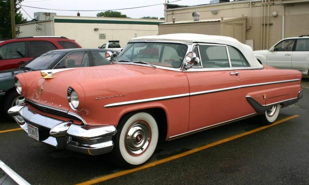 Lincoln Capri 1952 - 1959 Cabriolet #5