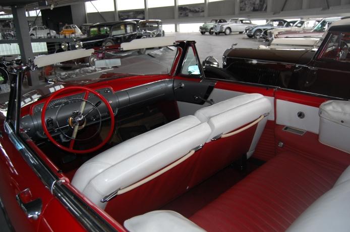 Lincoln Capri 1952 - 1959 Cabriolet #2