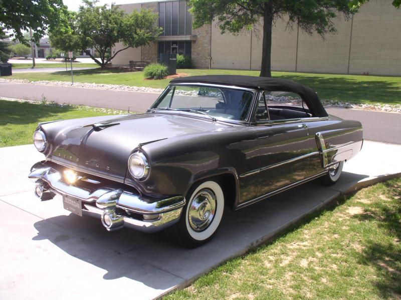 Lincoln Capri 1952 - 1959 Cabriolet #7
