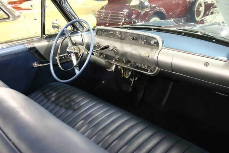 Lincoln Capri 1952 - 1959 Cabriolet #8