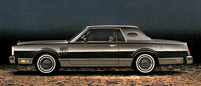 Lincoln Continental VI 1980 - 1980 Coupe :: OUTSTANDING CARS