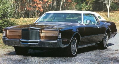 Lincoln Mark IV 1972 - 1976 Coupe #5