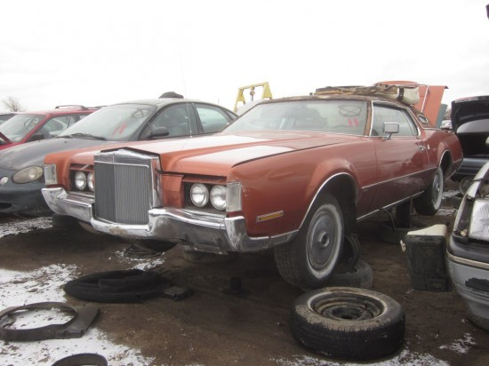 Lincoln Mark IV 1972 - 1976 Coupe #2