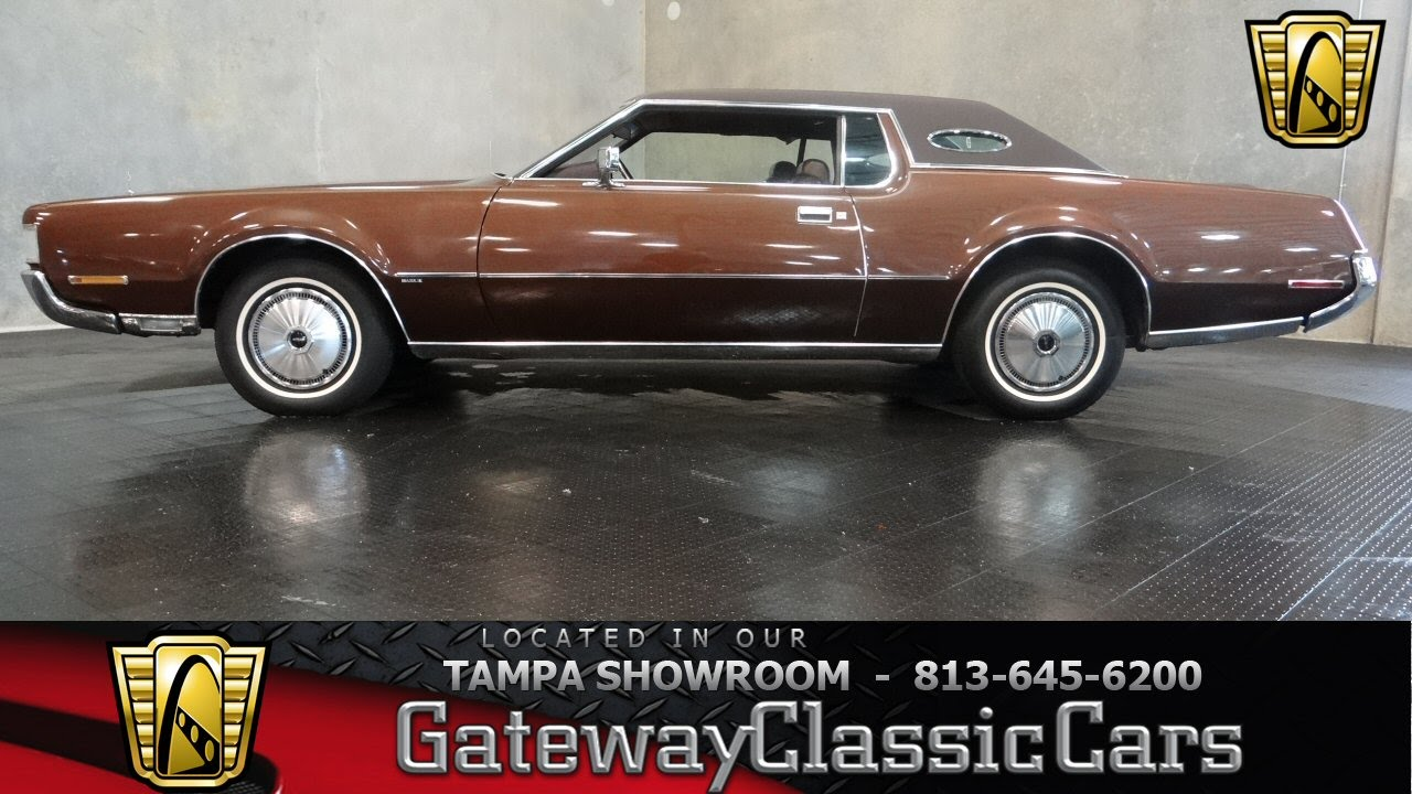 Lincoln Mark IV 1972 - 1976 Coupe #6