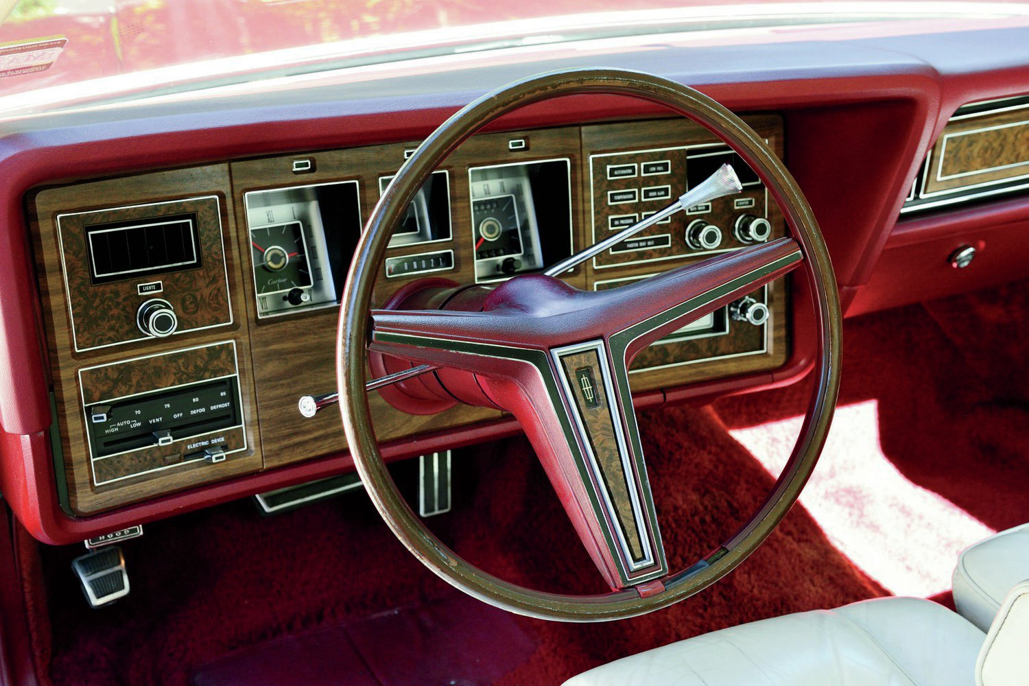 Lincoln Mark IV 1972 - 1976 Coupe #3