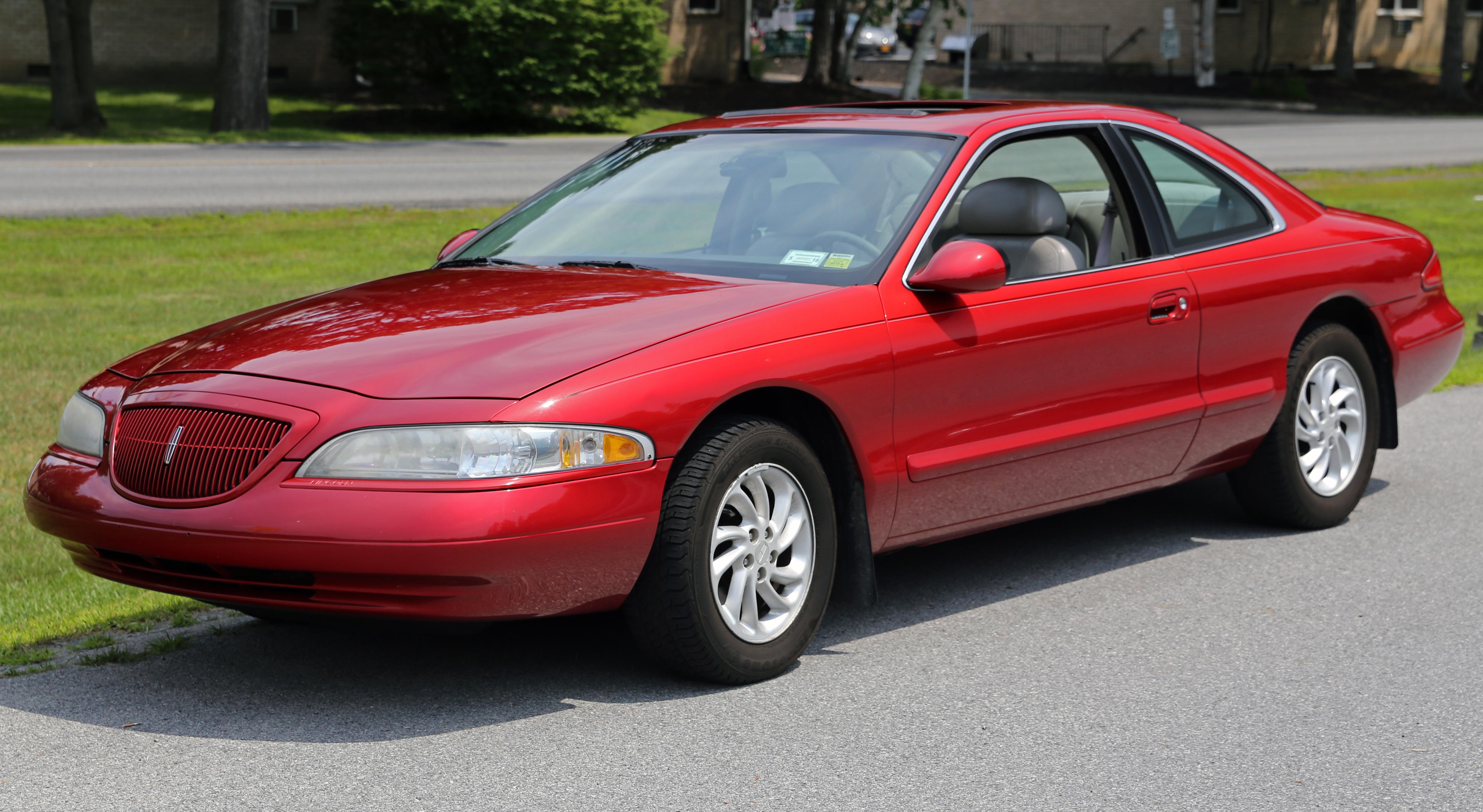 Mercury Cougar VIII 1998 - 2002 Coupe #3