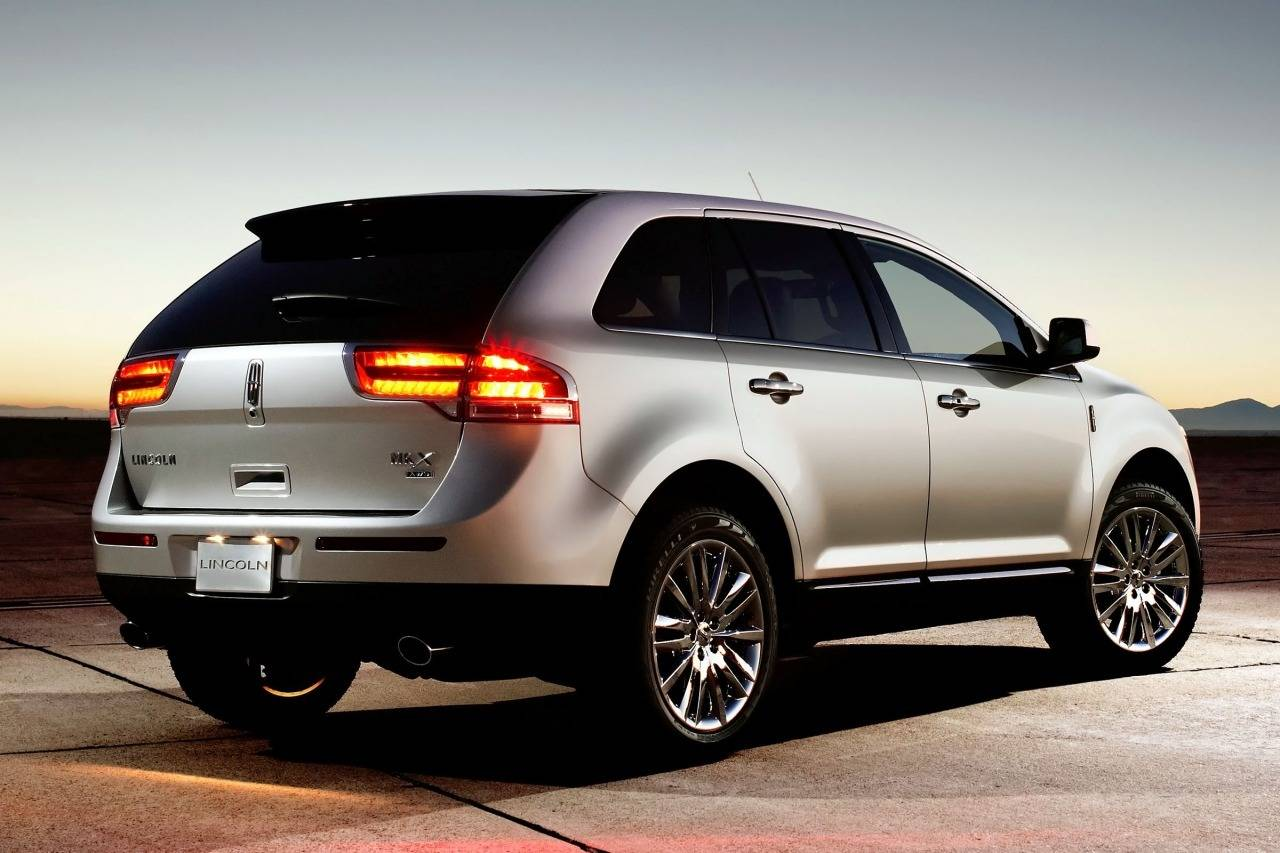 Lincoln MKX II 2015 - now SUV 5 door #8