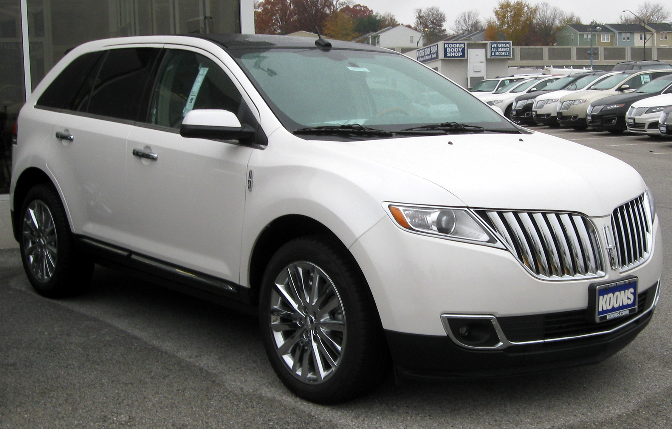 lincoln mkt and information photos zombiedrive