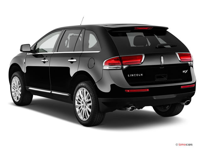 Lincoln MKX II 2015 - now SUV 5 door #3