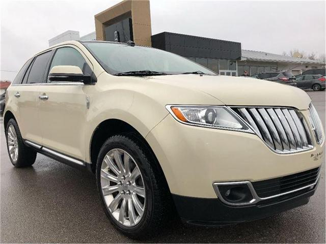 Lincoln MKX II 2015 - now SUV 5 door #2