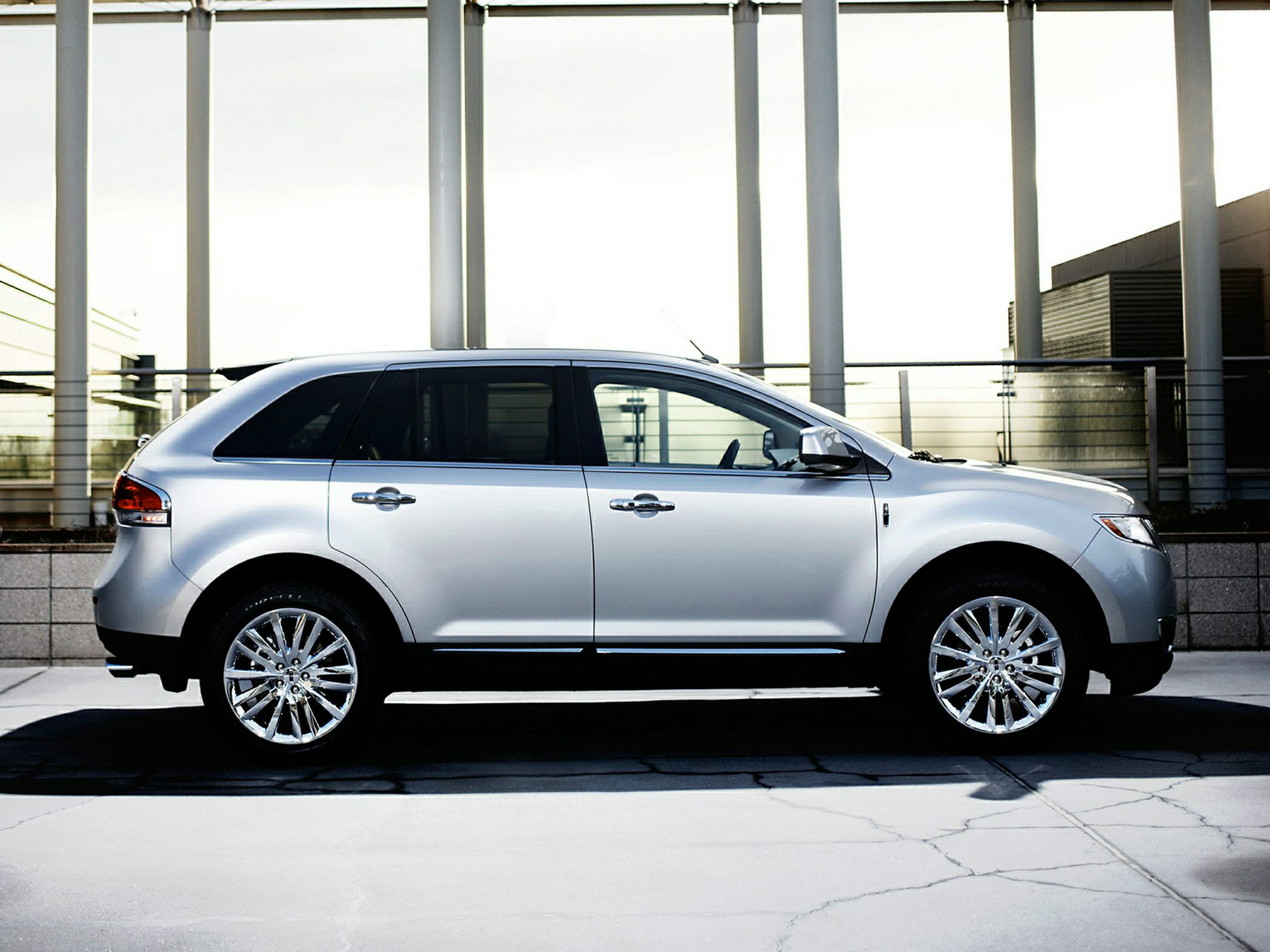 Lincoln MKX II 2015 - now SUV 5 door #4