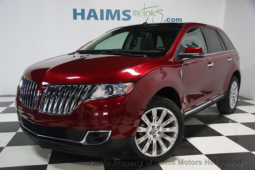 Lincoln MKX II 2015 - now SUV 5 door #7