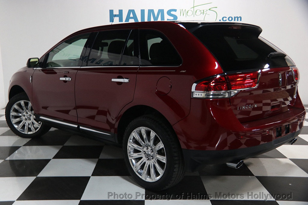 Lincoln MKX II 2015 - now SUV 5 door #5