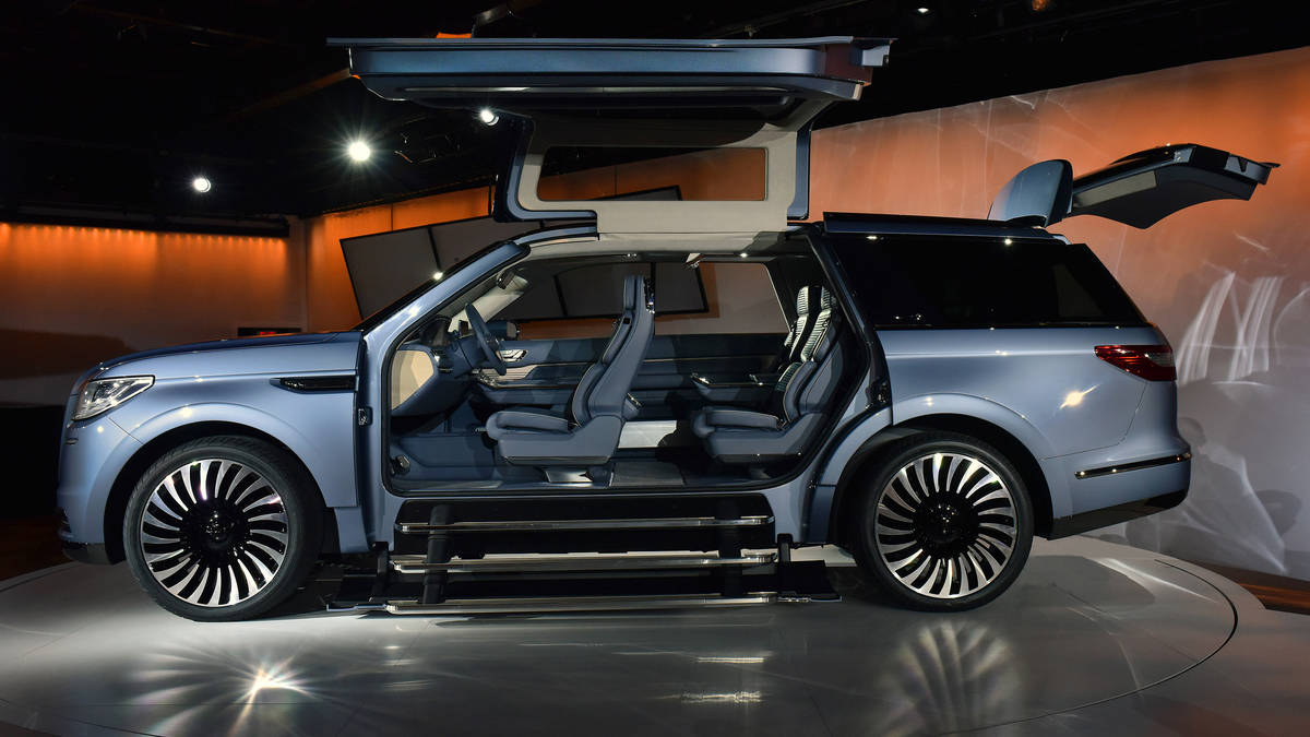 Lincoln Navigator IV 2017 - now SUV 5 door #2