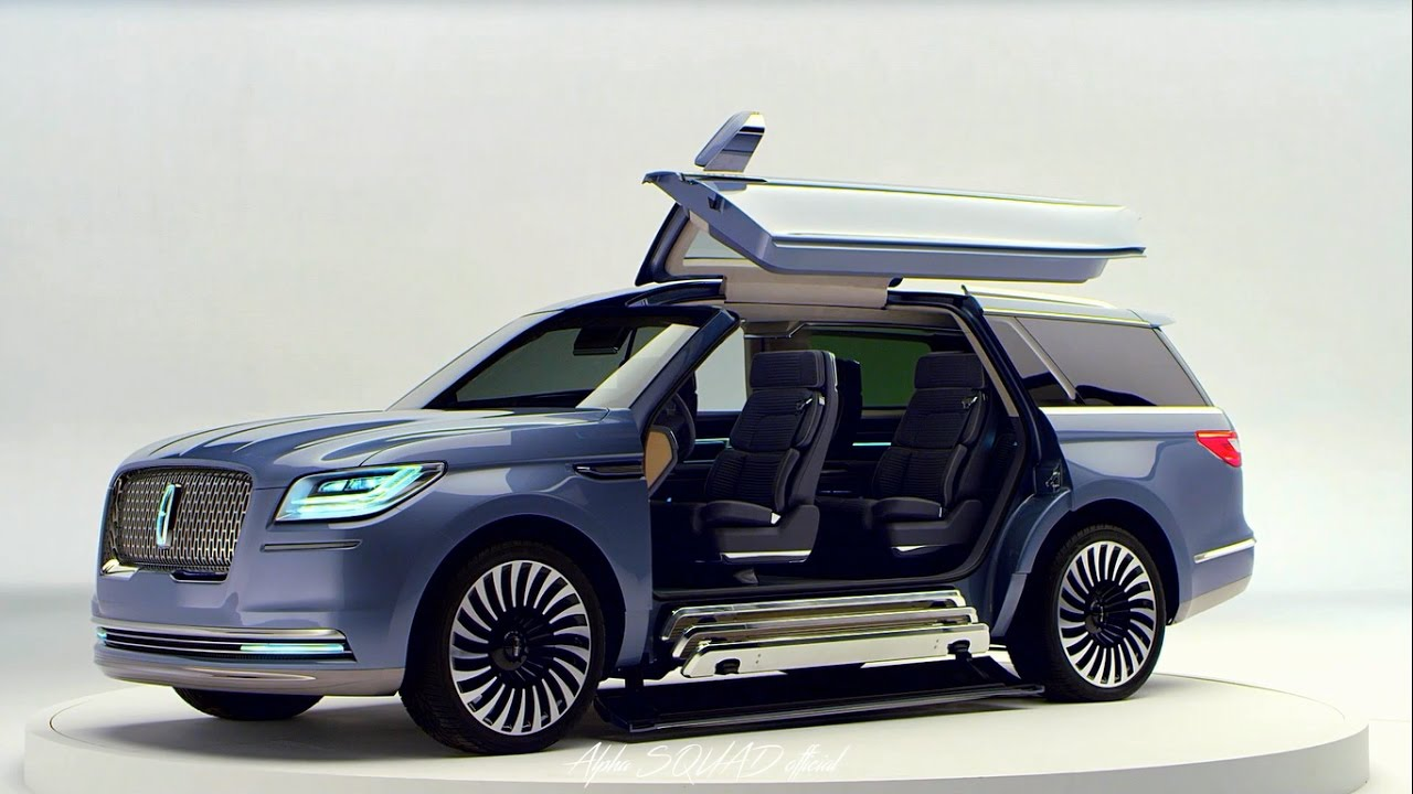 Lincoln Navigator IV 2017 - now SUV 5 door #8