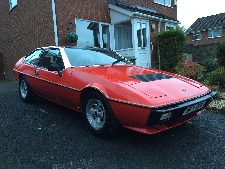 Lotus Eclat 1975 - 1986 Coupe #1