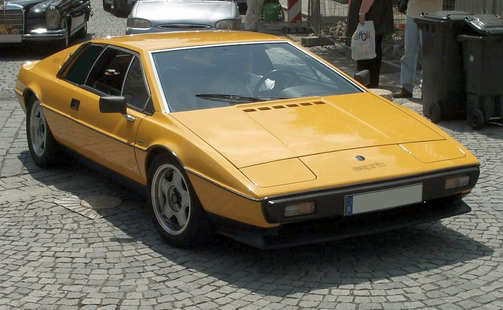 Lotus Eclat 1975 - 1986 Coupe #8