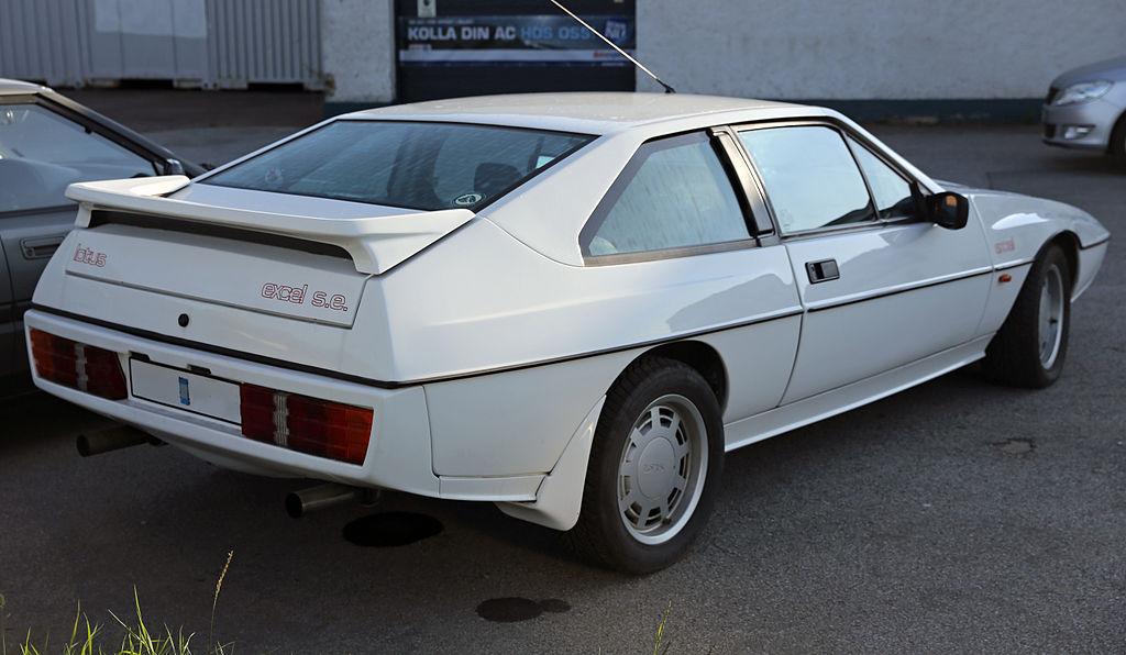 Lotus Eclat 1975 - 1986 Coupe #2