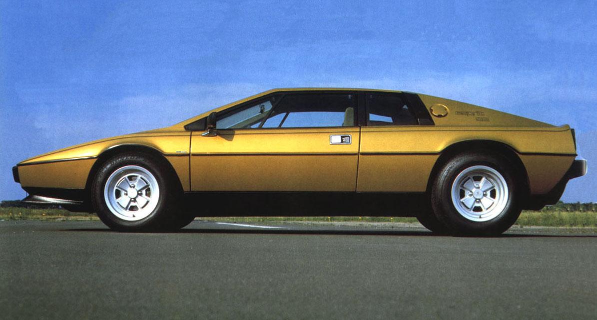 Lotus Eclat 1975 - 1986 Coupe #3