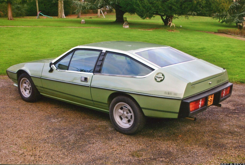 Lotus Eclat 1975 - 1986 Coupe #5