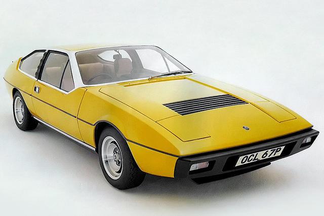 Lotus Eclat 1975 - 1986 Coupe #7