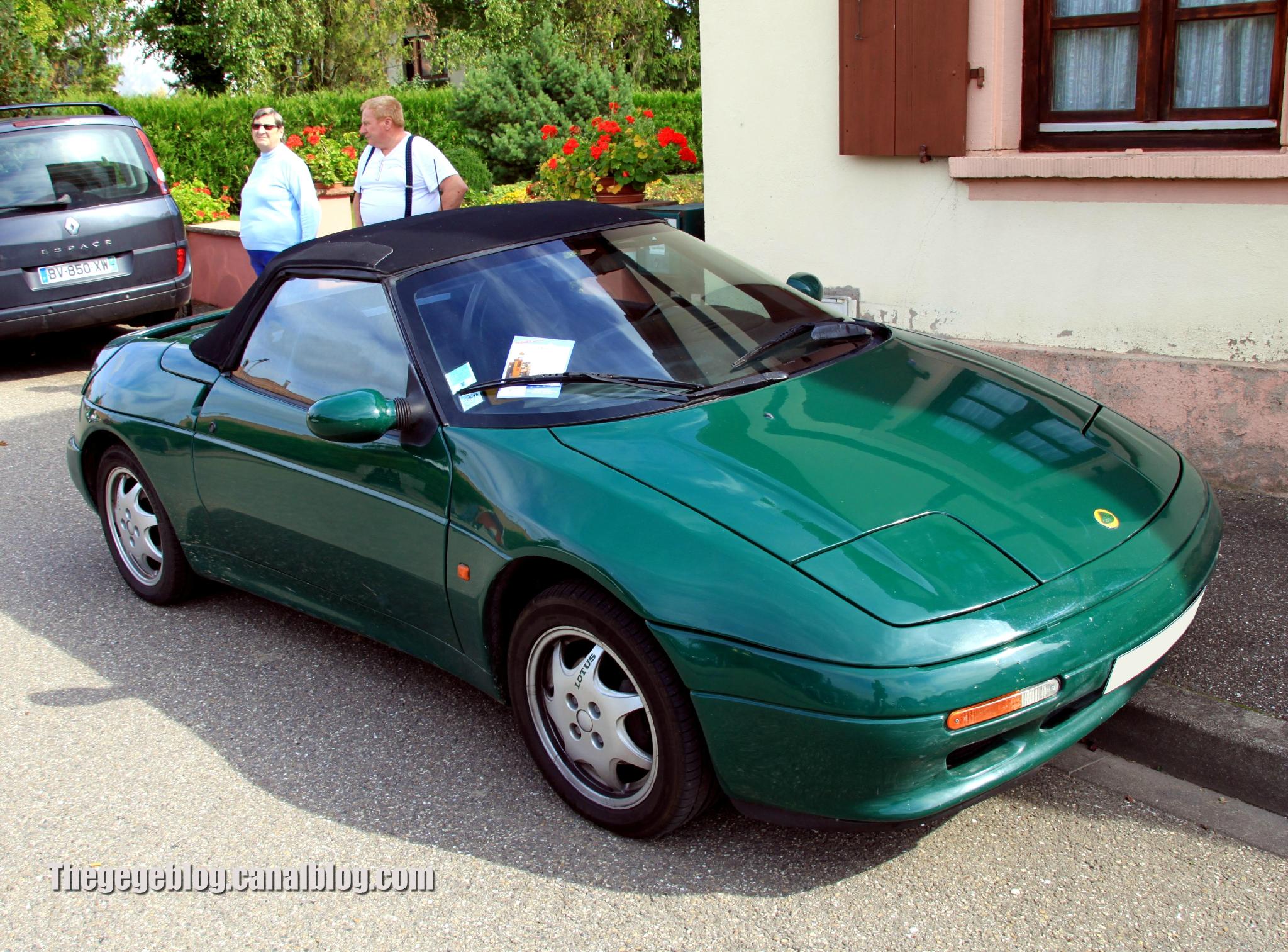Lotus Elan 1989 - 1995 Cabriolet #3