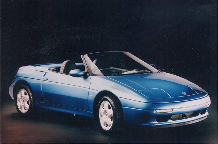 Lotus Elan 1989 - 1995 Cabriolet #5