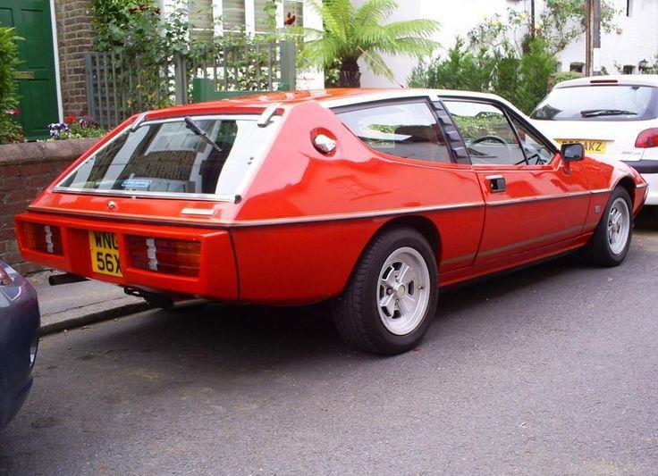 Lotus Elite II 1974 - 1982 Station wagon 3 door #4