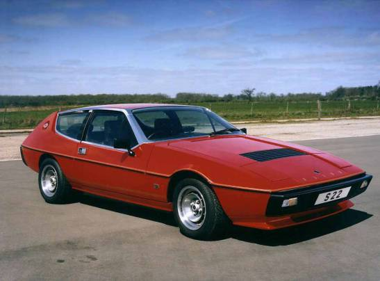 Lotus Elite II 1974 - 1982 Station wagon 3 door #5