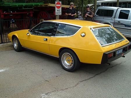 Lotus Elite II 1974 - 1982 Station wagon 3 door #8