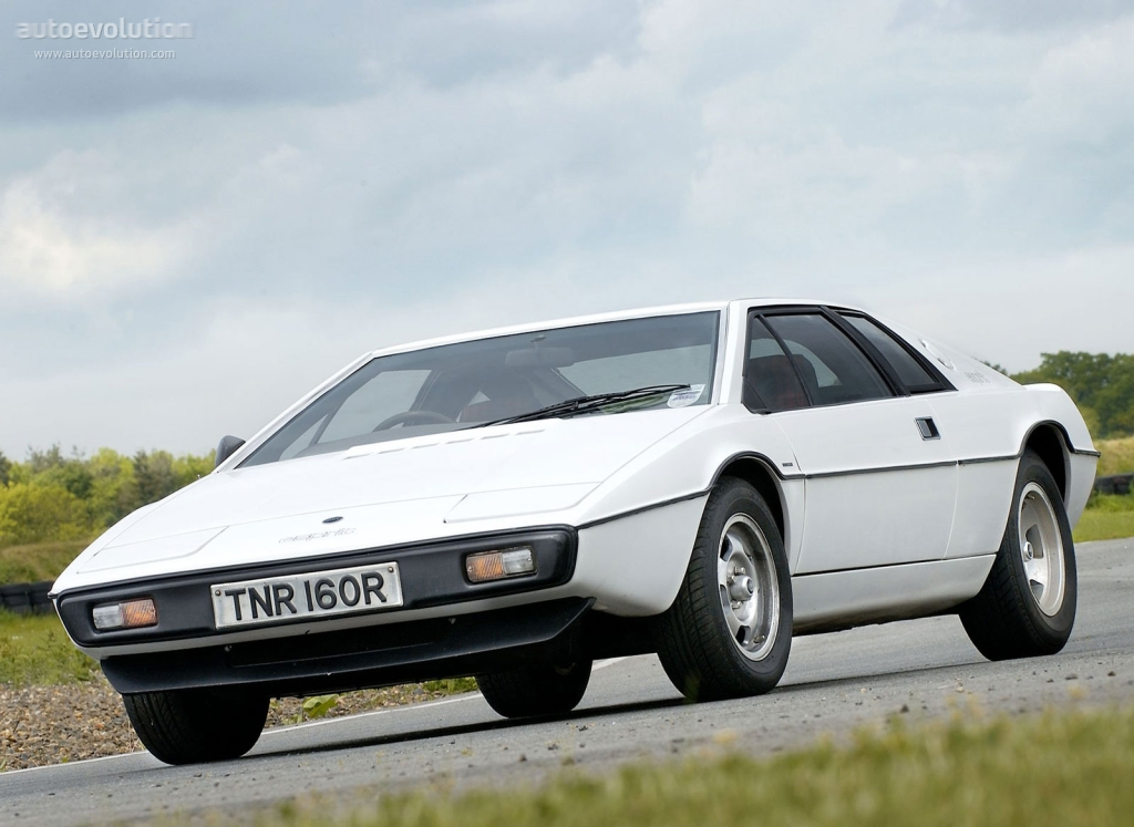 Lotus Esprit I 1976 - 1979 Coupe #1
